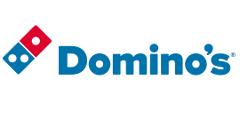 Onze sponsor Domino's verlengt het kortingsaanbod